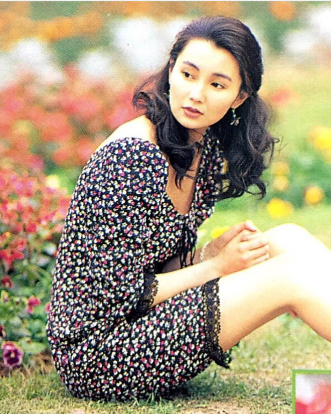 Nhan sắc lẫy lững thời trẻ của Đệ nhất mỹ nhân Hong Kong Trương Mạn Ngọc - Ảnh 12.
