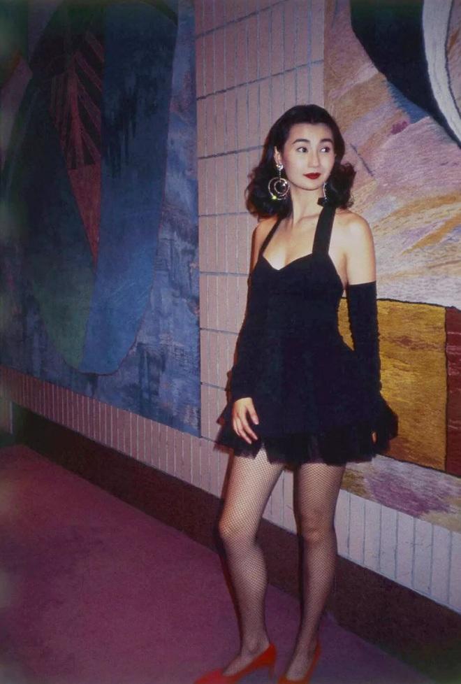 Nhan sắc lẫy lững thời trẻ của Đệ nhất mỹ nhân Hong Kong Trương Mạn Ngọc - Ảnh 10.