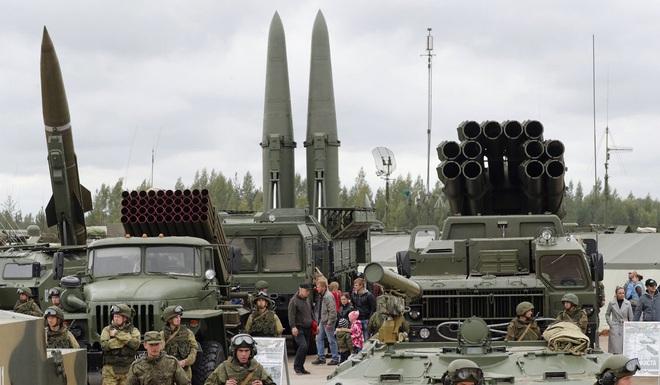 Hé lộ nguyên nhân tên lửa Iskander khiến Mỹ cuống cuồng: Nước cờ hiểm của Tổng thống Putin - Ảnh 5.