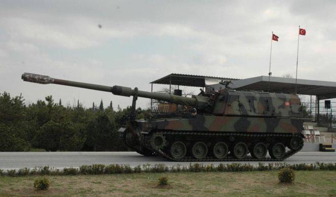 Chiến tranh tổng lực Nga - Thổ Nhĩ Kỳ sắp diễn ra: MiG-29 liên tục được tăng cường, pháo hạng nặng vượt biên giới sang Syria? - Ảnh 2.