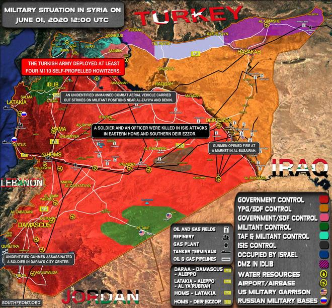 Chiến tranh tổng lực Nga - Thổ Nhĩ Kỳ có thể sắp diễn ra: MiG-29 liên tục được tăng cường, pháo hạng nặng vượt biên giới sang Syria - Ảnh 1.