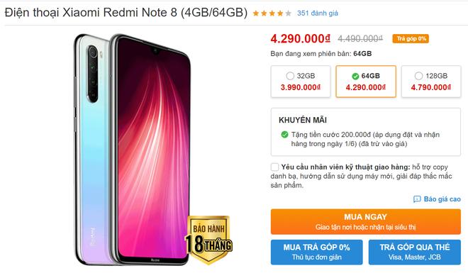 Top 5 điện thoại đáng mua trong tầm giá dưới 5 triệu đồng - Ảnh 3.