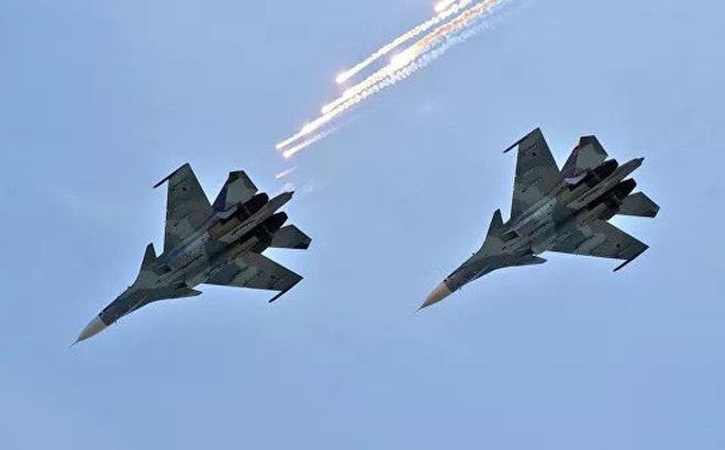"""Chiến trường Syria: Từ thảm kịch Su-24 bị bắn rơi, Nga quyết """"tậu"""" toàn Su-34 hiện đại"""
