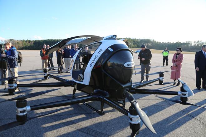 Ô tô bay đầu tiên tại Trung Quốc được cấp phép thử nghiệm - Ảnh 2.
