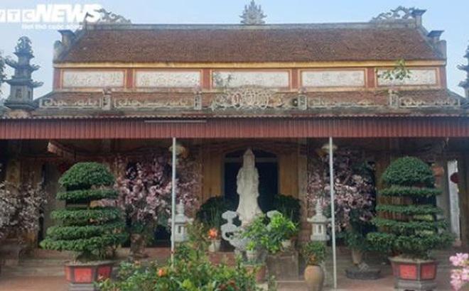 Trụ trì chùa ở Thái Bình bị tố mua trẻ em: Một bé đoàn tụ gia đình