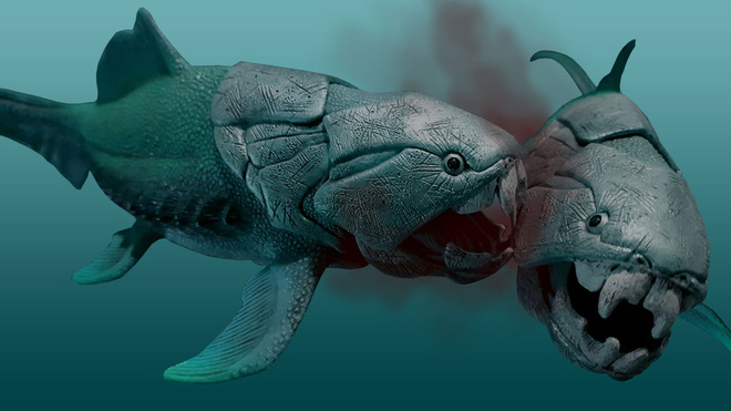 Giải mã quái vật biển sở hữu cặp hàm siêu mạnh: Cắn đôi cá mập khổng lồ chỉ trong 1/50 giây - Ảnh 2.