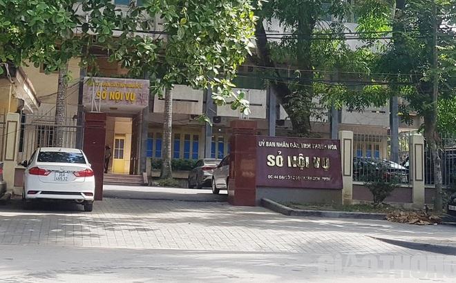 Công an tỉnh thông tin vụ bắt quả tang Trưởng phòng Sở Nội vụ Thanh Hoá