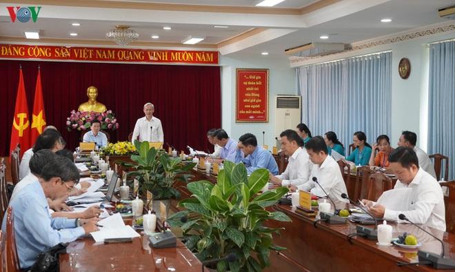 Ông Võ Văn Thưởng: Đồng Nai đã có bài học đau xót về công tác cán bộ - Ảnh 1.