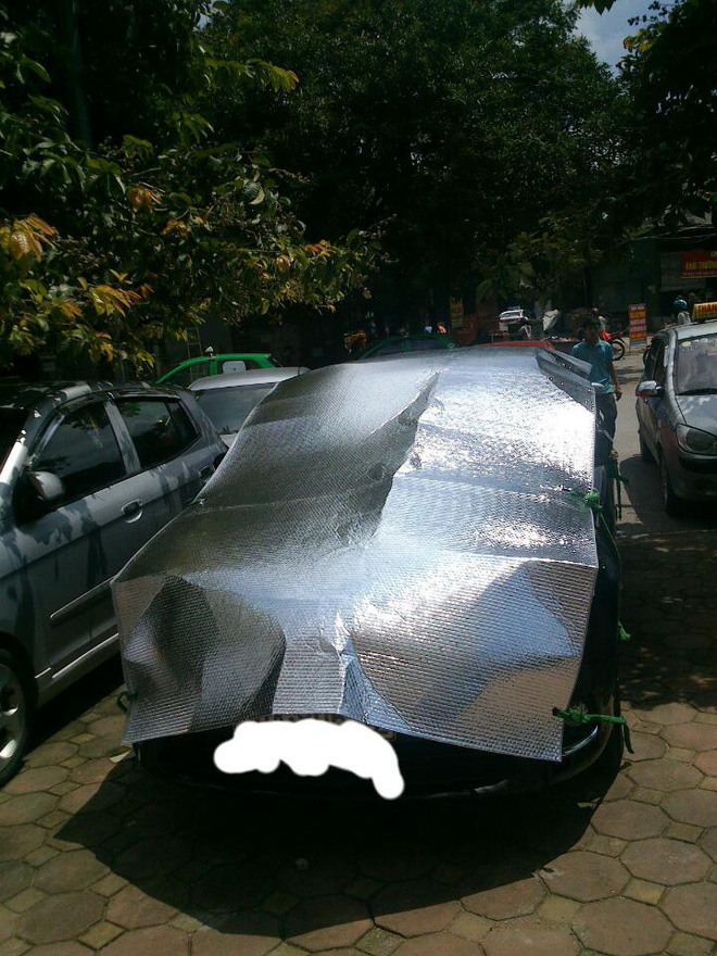Không tốn mấy tiền nhưng đây là những thứ nên mua để bảo vệ xe ô tô của bạn trong những ngày nắng nóng - Ảnh 2.