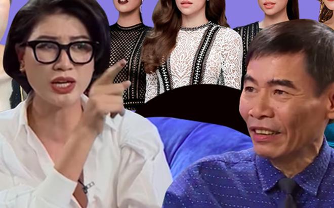 Trang Trần: Tôi rất khó chịu khi bị nói như vậy