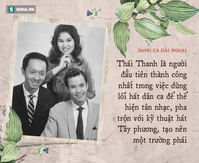 Giải mã đẳng cấp danh ca Thái Thanh: Giọng hát gói gọn hạnh phúc khổ đau của kiếp người - Ảnh 3.