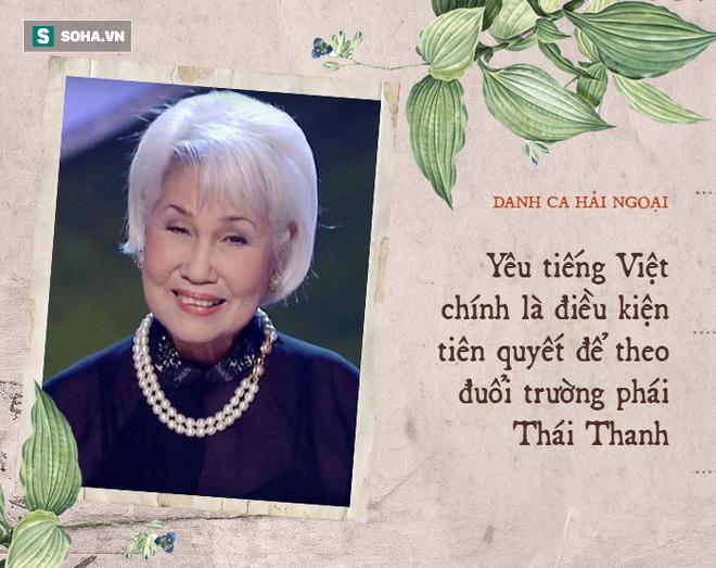Giải mã đẳng cấp danh ca Thái Thanh: Giọng hát gói gọn hạnh phúc khổ đau của kiếp người - Ảnh 12.