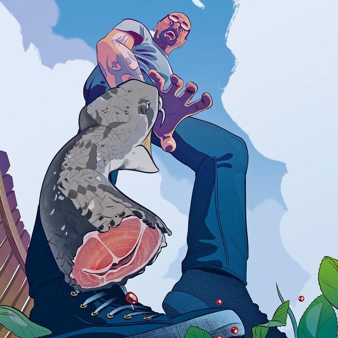 Chặt đứt đầu con rắn để cứu vợ, người đàn ông không ngờ đến điều khủng khiếp đến với mình - Ảnh 1.