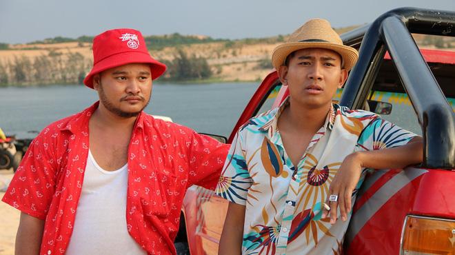 Nhóm hài FAP TV bất ngờ ra mắt phim điện ảnh đầu tay về đề tài ngoại tình - Ảnh 4.