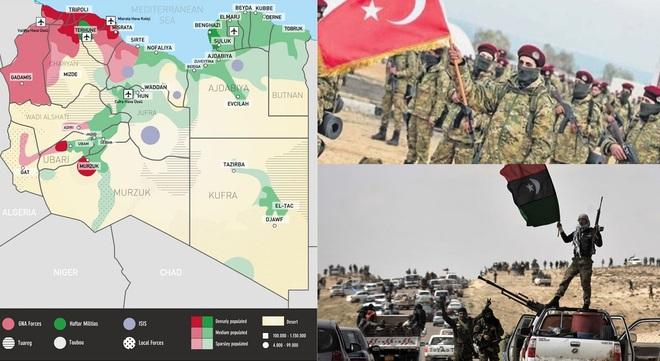 Chưa hết tự đắc vì tung đòn chí mạng ở tây Libya, Thổ sập bẫy  cố vấn Nga ngay và luôn? - Ảnh 1.