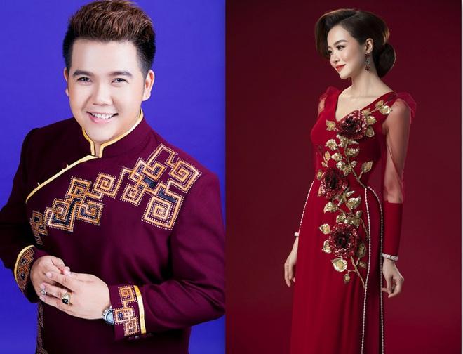Hoa hậu Kiều Ngân làm nàng thơ cho NTK Minh Châu - Ảnh 5.