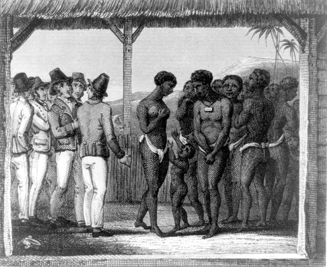 Hoàng tử Phi châu 40 năm sống đời nô lệ trên đất Mỹ - ảnh 1