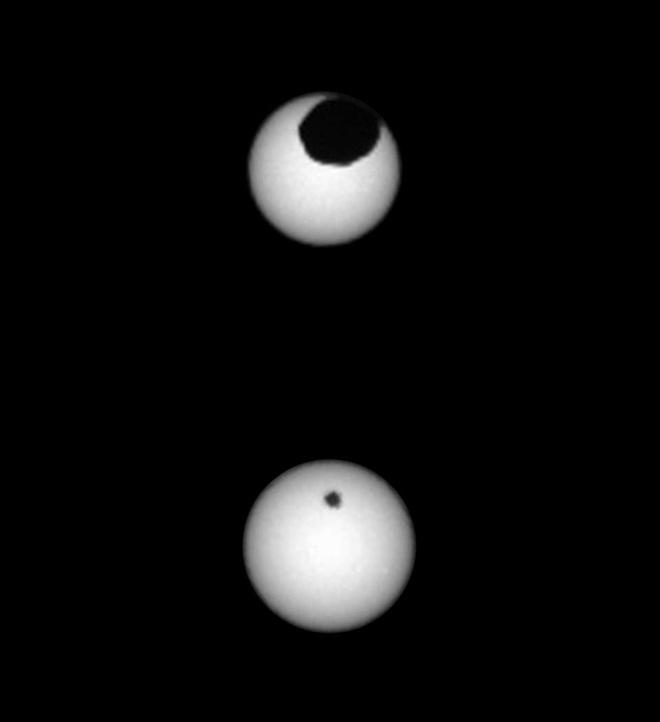 Những hình ảnh kỳ lạ nhất, qúy hiếm nhất từ trước đến nay bắt được trên sao Hỏa - Ảnh 2.