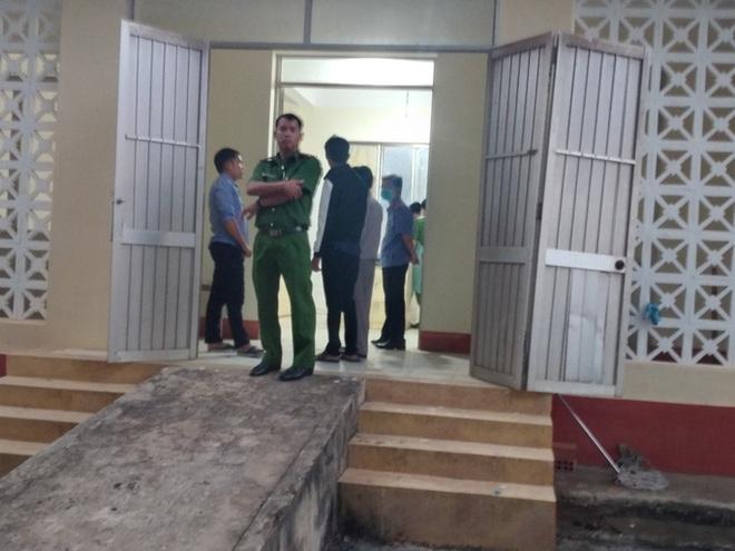 Diễn biến mới vụ bị cáo Lương Hữu Phước nhảy lầu tử vong ở tòa án tỉnh Bình Phước - Ảnh 1.