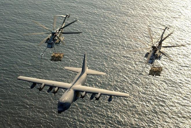 Mỹ cải tiến máy bay vận tải thành máy bay chiến đấu - ảnh 2