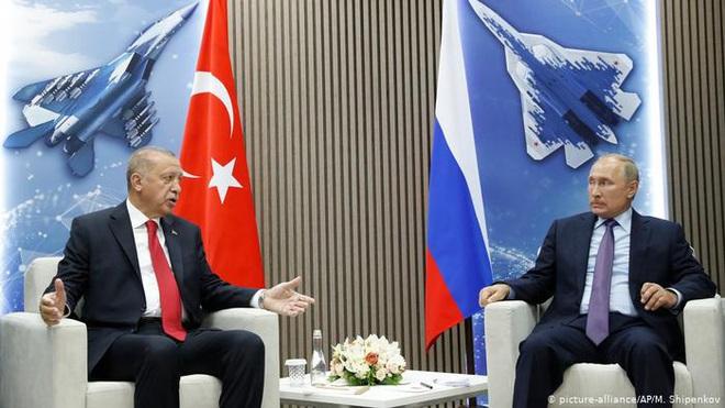 Chuyên gia: Nga đang xây lâu đài cát ở Trung Đông, nỗ lực ở Syria & Libya có thể sẽ sụp đổ? - Ảnh 5.