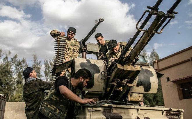 Các bên tại Libya trở lại đàm phán