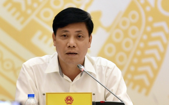 """Thứ trưởng Bộ GTVT nói gì về việc Bộ trưởng Nguyễn Văn Thể tự nhận """"nghiêm khắc phê bình, rút kinh nghiệm"""""""