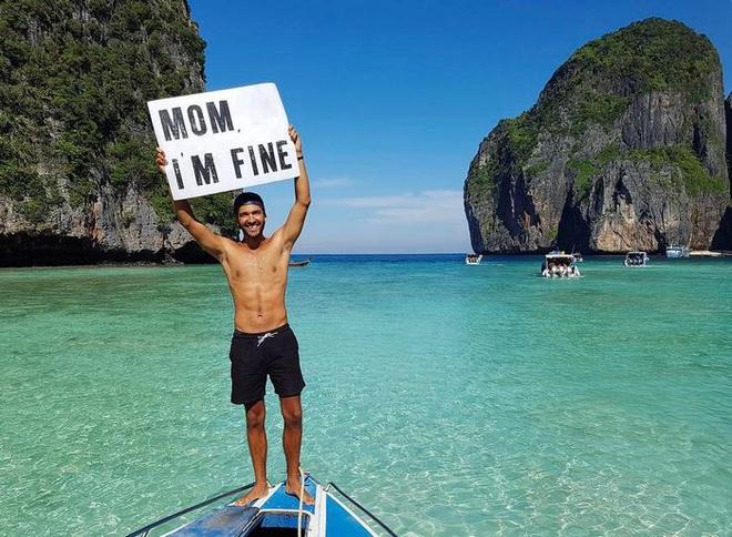 Du lịch vòng quanh thế giới, anh chàng này vẫn đều đặn gửi ảnh về cho mẹ yên tâm - Ảnh 12.