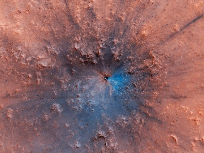 Những hình ảnh kỳ lạ nhất, qúy hiếm nhất từ trước đến nay bắt được trên sao Hỏa - Ảnh 4.