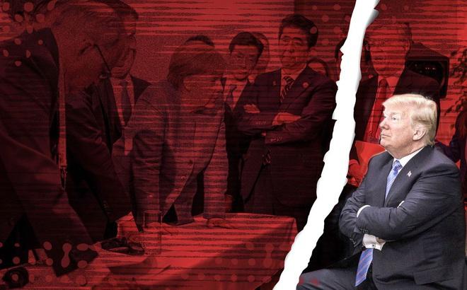 """Vì sao ông Trump phải mời bằng được Nga vào """"liên minh quốc tế không Trung Quốc""""?"""