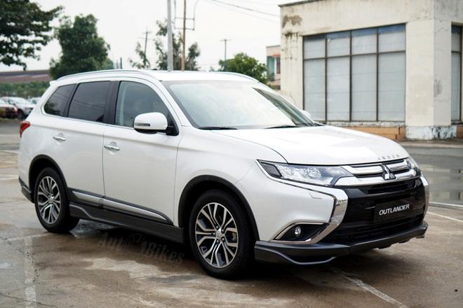 Cận cảnh mẫu ô tô Mitsubishi xả kho, giá giảm mạnh, thấp chưa từng có tại Việt Nam - Ảnh 5.
