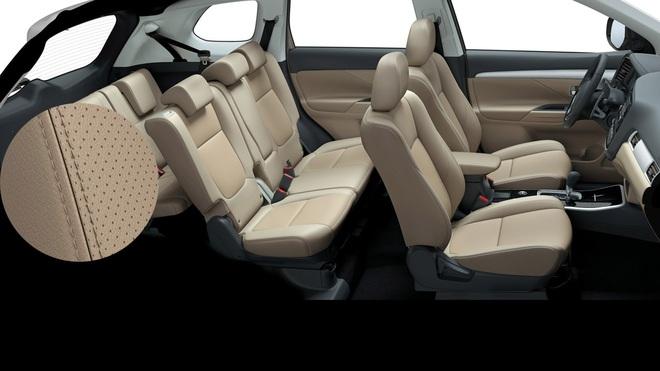Cận cảnh mẫu ô tô Mitsubishi xả kho, giá giảm mạnh, thấp chưa từng có tại Việt Nam - Ảnh 6.