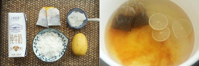 Sữa thạch trà chanh - món đồ uống mới toanh siêu hấp dẫn cho mùa hè này - Ảnh 2.