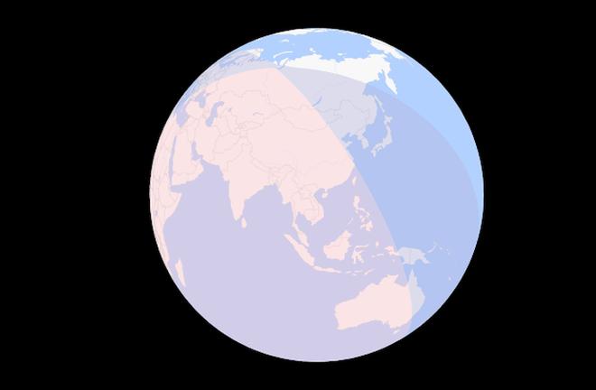 Bầu trời Việt Nam sắp xuất hiện bóng ma Trái Đất gây nguyệt thực nửa tối - Ảnh 1.