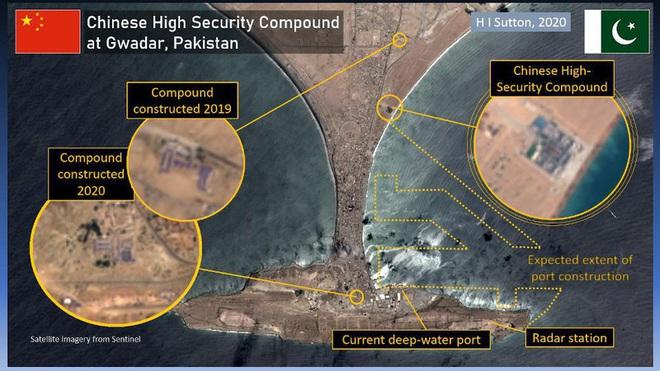 Trung Quốc có thể đang xây căn cứ hải quân tại Pakistan - ảnh 1