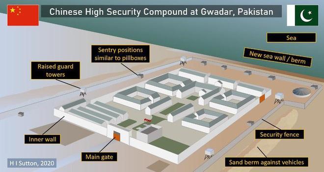Trung Quốc có thể đang xây căn cứ hải quân tại Pakistan - ảnh 2