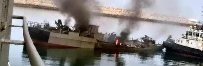 Vụ tàu Iran bắn nhầm đồng đội: Lộ thay đổi bí mật trên tên lửa TQ nghi dẫn tới thảm kịch - Ảnh 1.