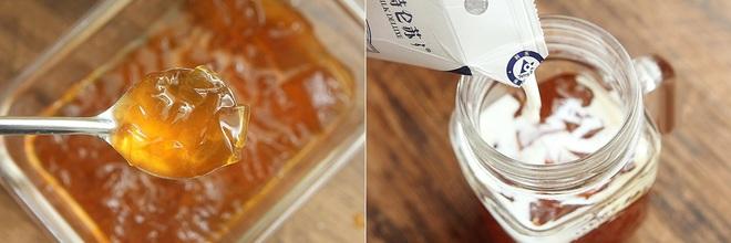 Sữa thạch trà chanh - món đồ uống mới toanh siêu hấp dẫn cho mùa hè này - Ảnh 4.