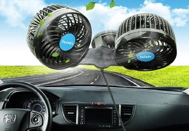 Những phụ kiện giảm nắng nóng trong xe ô tô vào những ngày hè sắp tới - Ảnh 4.