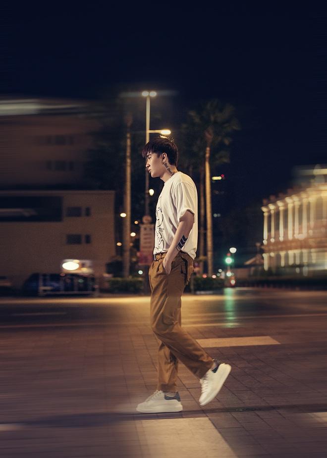 Chi Dân tự diễn xuất trong MV mới - Ảnh 9.