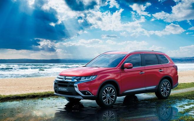 Cận cảnh mẫu ô tô Mitsubishi xả kho, giá giảm mạnh, thấp chưa từng có tại Việt Nam - Ảnh 3.