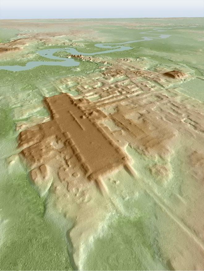 Phát hiện cấu trúc vĩ đại hơn kim tự tháp Giza: Công trình 3000 năm tuổi này đã tàng hình hàng thế kỷ ra sao? - Ảnh 2.