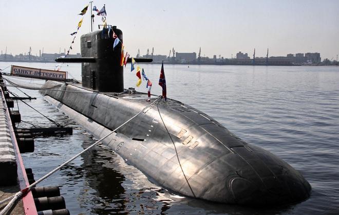 Chỉ có thể là Nga: Cùng lúc đóng mới 6 lớp tàu ngầm khuynh đảo đại dương trong tương lai - Ảnh 7.