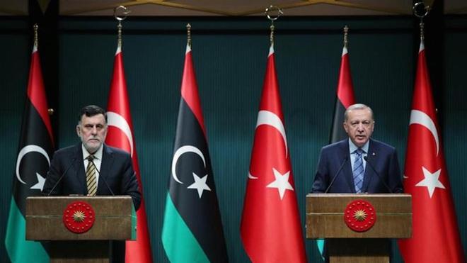 Thổ Nhĩ Kỳ-NATO muốn vẽ bức tranh Libya theo ý mình, Nga sẽ không ngồi yên thưởng lãm - ảnh 1
