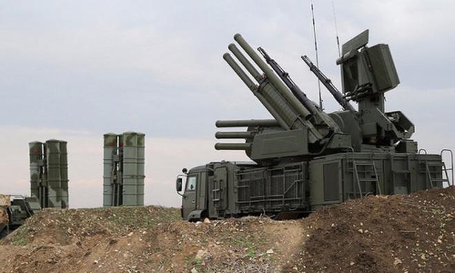 Nga trơ mắt nhìn chiến đấu cơ Israel không kích Syria: S-300, S-400 mang vết nhơ khó gột - Ảnh 2.