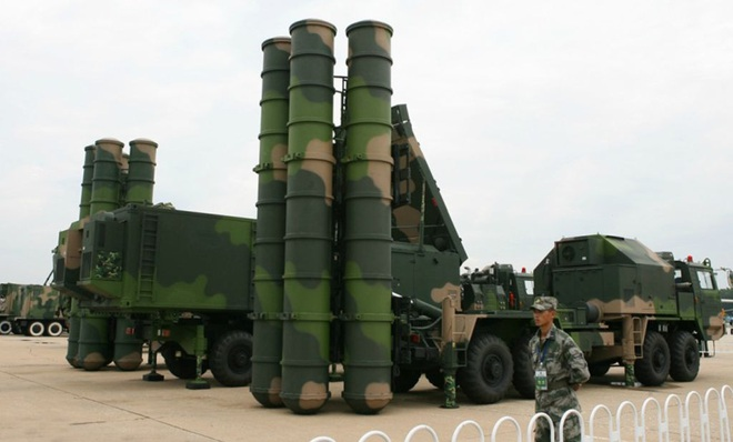 Tên lửa bán chẳng ai mua nhưng Trung Quốc vẫn khoe FD-2000 tốt hơn cả S-400 Nga! - Ảnh 1.