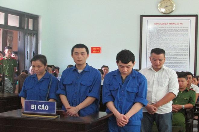 Vợ chồng ông trùm đường dây mua bán ma túy tại Thừa Thiên Huế dắt nhau vào tù - Ảnh 1.