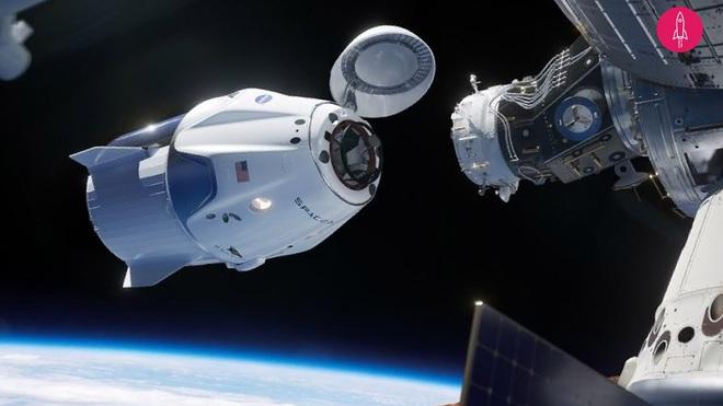 SpaceX đưa người lên vũ trụ thành công, vì sao Mỹ vẫn phải cắn răng chi 90 triệu USD cho Nga để mua suất lên ISS? - Ảnh 1.