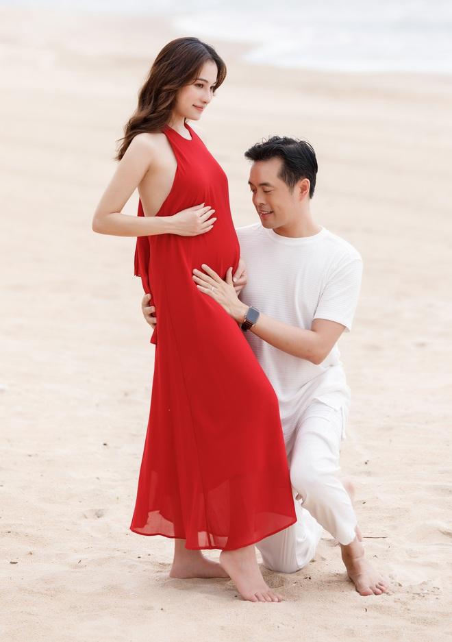Đọ sắc 4 bà bầu đang mang song thai của showbiz Việt - ảnh 4