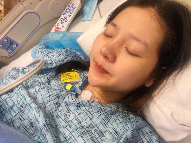 Nữ diễn viên Tôi thấy hoa vàng trên cỏ xanh đã hạ sinh con gái thứ 2 cho ông xã Việt Kiều tại Mỹ - Ảnh 5.